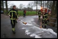Brandweer en hulpdiensten